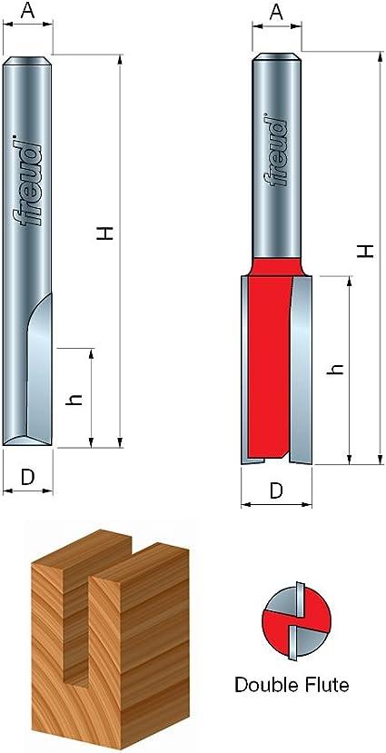 Loriver 1//4Schaft auf 8 mm Bits Router Spannzangenverl/ängerung Graviermaschine Verl/ängerungsstange