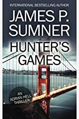 Hunter's Games (Adrian Hell Series) (Volume 2) Paperback