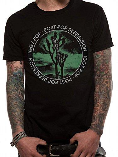 CID Herren T-Shirt schwarz schwarz One size
