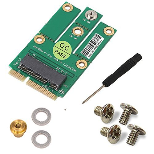Mini Pcie M.2 Ngff Key B To Adapter For Wwan, Cdma,lte, Gps