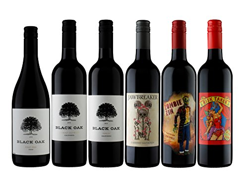 Chateau Diana Bloodshot Wine Mixed Pack, 6 x 750ml
