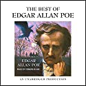The Best of Edgar Allan Poe Audiobook by Edgar Allan Poe Narrated by Edward Blake