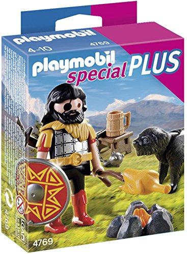 Playmobil-Especiales-Brbaro-con-perro-4769
