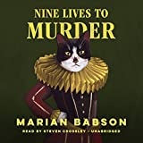 Bargain Audio Book - Nine Lives to Murder