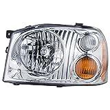 CarPartsDepot Front Bumper Head Light Lamp Left Side 01-0...
