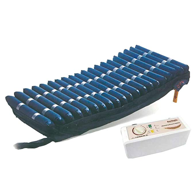 Colchón antiescaras | Antillagas | De aire con alternancias de celdas | Con compresor | Mod.Mobi 4 | Mobiclinic: Amazon.es: Salud y cuidado personal
