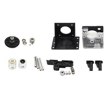 IPOTCH Extrusora Remoto 1.75mm Impresora 3D Extrusora Doble Kit ...