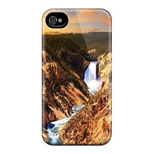 UDu19147zSDj Yellow Stone National Park Awesome High Quality Iphone 6 Cases Skin