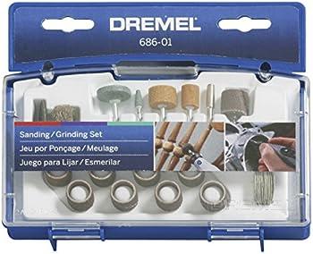 Dremel DRE686 Sanding/Grinding Accessory Kit