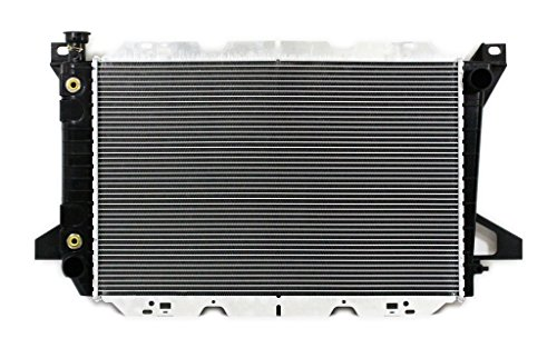 Radiator - Pacific Best Inc For/Fit 1451 80-98 Ford Pickup AT V8 5.0/5.8/7.5L ()