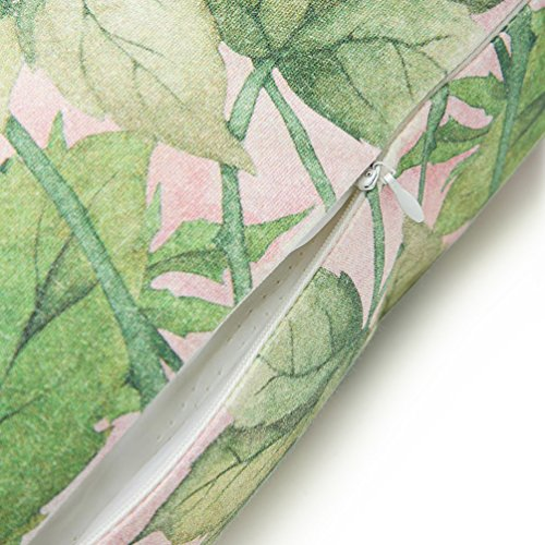 Dakimakura Linen Cushion Decorative Throw Pillow for Sofa Home Décor,17.5