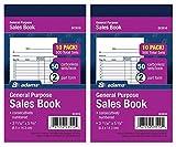 General Purpose Sales Book