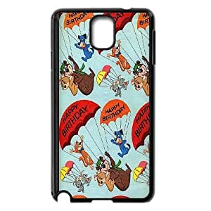 James-Bagg Phone case Funny Yogi Bear Protective Case For Samsung Galaxy NOTE4 Case Cover Style-11