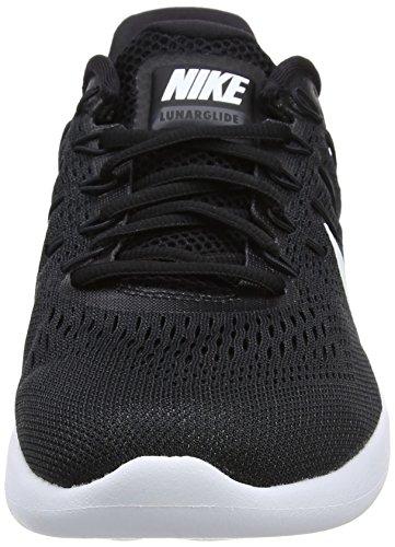 Wmns white Donna black Nero Scarpe 8 anthracite Corsa Da Lunarglide Nike dFqgpwOd
