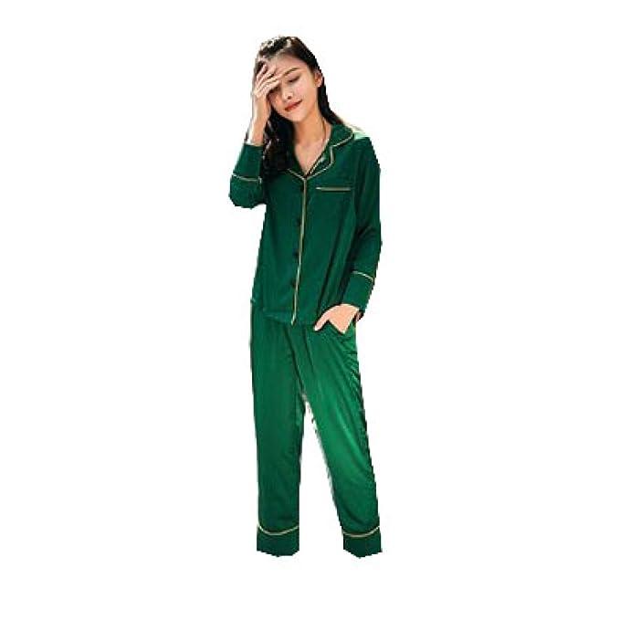 Bata Pijama De Damas Albornoz Bata Pijamas Suaves Pijamas De Verano Traje De Pijama De Seda
