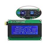 arduino lcd module - SainSmart IIC/I2C/TWI Serial 2004 20x4 LCD Module Shield For Arduino UNO MEGA R3