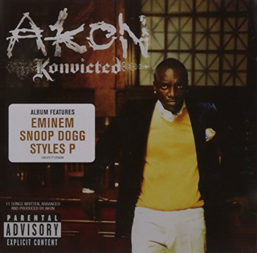 Akon - Akon & Green Lantern Unreleased CD - Zortam Music