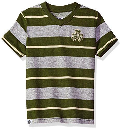 verde shirt T Akademiks Boy oliva 1wqHxXnR8A