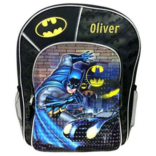 Personalized Superhero Backpacks - Comics Dc Backpack