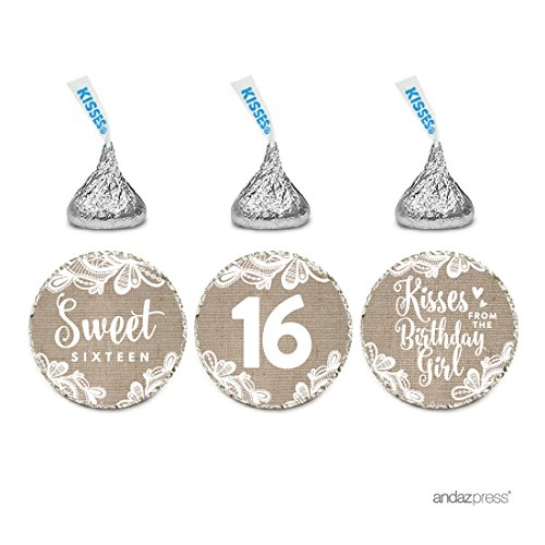 Sweet 16 Favor Boxes - 1