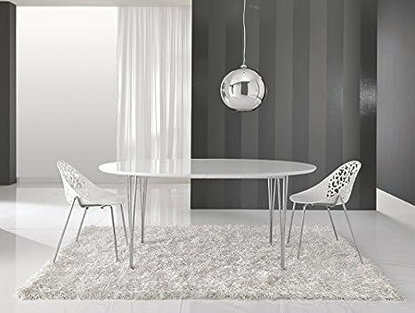 Tomasucci Tavolo ovale allungabile Elegant: Amazon.it: Casa e cucina