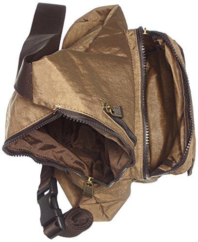 Bag Body Active Journey Camel Sand Cm 27 SqfwEntC