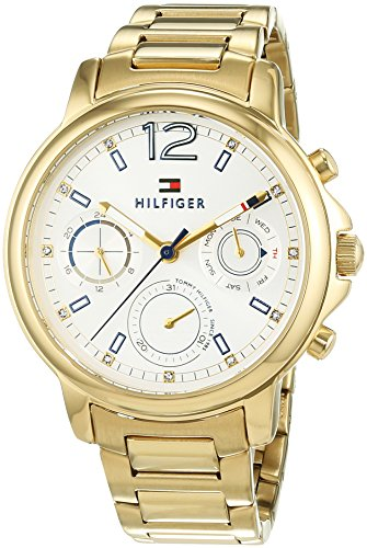 Tommy Hilfiger Ladies Watch Analog Casual Quartz Watch (Imported) 1781742