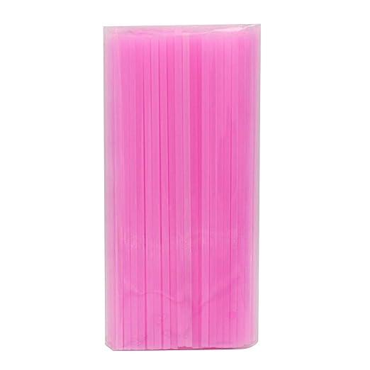 BESTONZON 200 pajitas de plástico desechables para beber ...