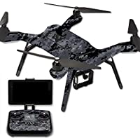 MightySkins Protective Vinyl Skin Decal for 3DR Solo Drone Quadcopter wrap cover sticker skins Digital Camo