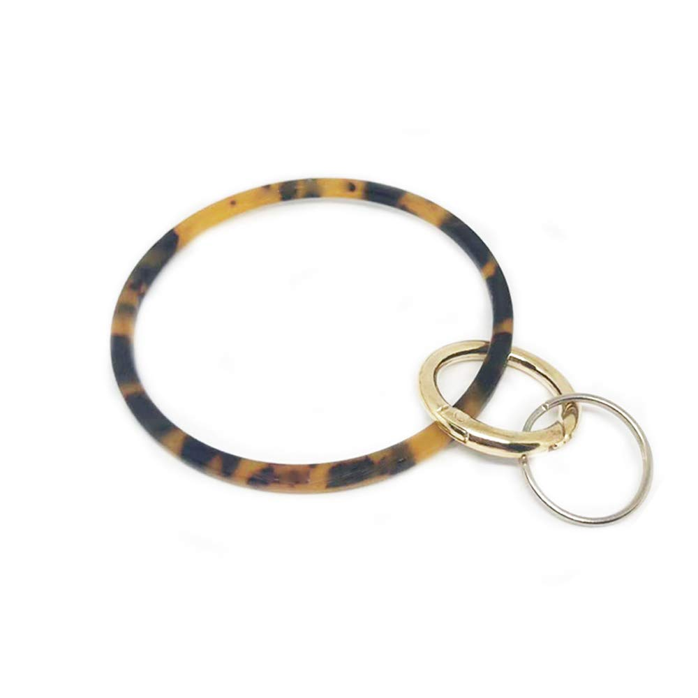 Zhaoyun Tortoise Bracelet Key Ring Chain,Bangle Key Ring Wristlet Keychain Bracelet Bangle Keyring by Zhaoyun