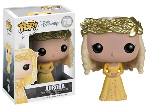 (Funko Pop! Disney: Maleficent Movie - Aurora Vinyl)