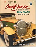 Barrett-Jackson Catalog, 1st/Inaugural Classic Car Auction, South Florida Expo Center, Palm Beach FL (April 10-13 2003)