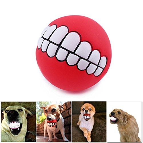 Patgoal-Pet-Dog-Ball-Teeth-Silicon-Toy-Chew-Squeaker-Sound-Dogs-Play-Toys