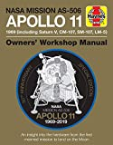 NASA Mission AS-506 Apollo 11 1969 (including Saturn V, CM-107, SM-107, LM-5): 50th Anniversary Special Edition - An insight into the hardware from ... to land on the moon (Owners' Workshop Manual)