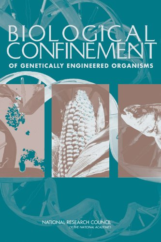 Biological Confinement of Genetically Engineered Organisms