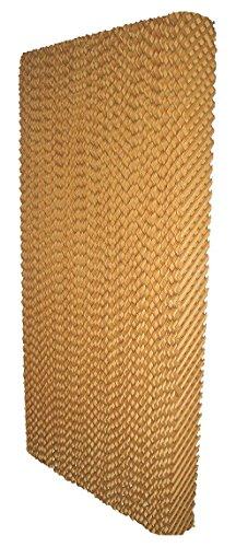 Industrial Grade 4KCA7 Cooling Pad , Kraft Paper, 48x12x6 (Pack of 5)