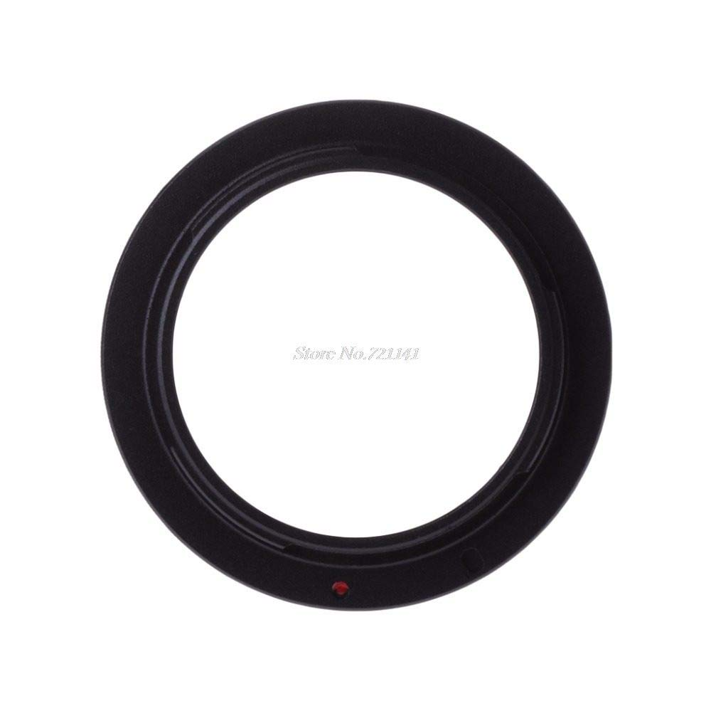 58mm Macro Lens Reverse Adapter Ring for Canon EF EF-S 1000D 60D 5D Camera