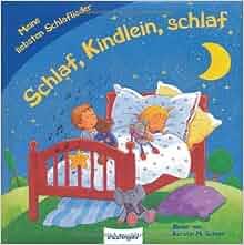 schlaf kindlein schlaf 9783480230037 books. Black Bedroom Furniture Sets. Home Design Ideas