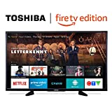 Toshiba 50LF621C19 50-inch 4K Ultra HD Smart LED TV with HDR - Fire