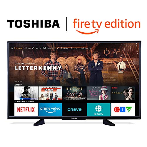 Toshiba 50LF621C19 50-inch 4K Ultra HD Smart LED TV for sale  Delivered anywhere in Canada