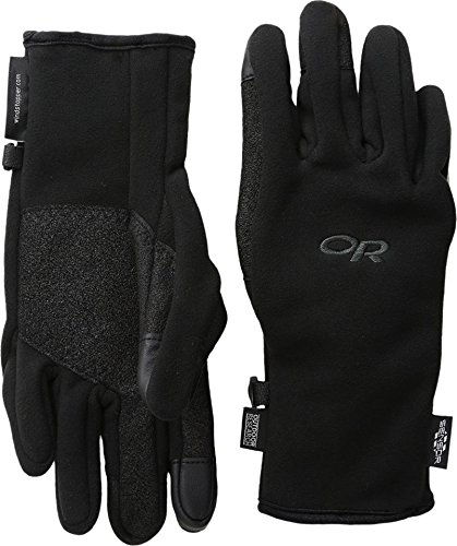 Outdoor Research Gripper Sensor Gloves, Black, Large