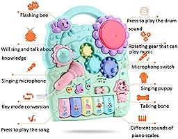 Andador de bebe Baby Walker Trolley 6-18 Meses antivuelco Baby ...
