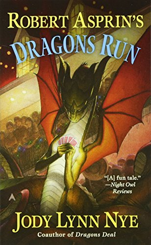 book cover of Dragons Run