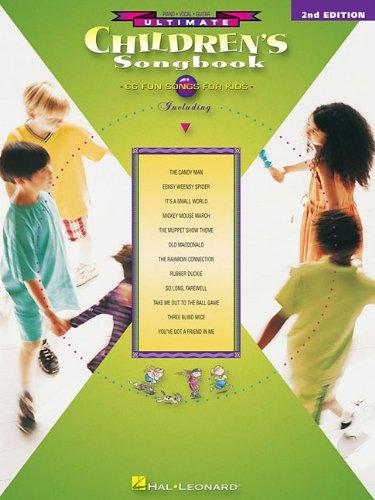 - Ultimate Children's Songbook