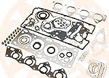 GOWE Engine Gasket Kit for Isuzu 3KC1 Engine Gasket Kit 3KC1 Engine Fit Hitachi Mini-Excavator and Skidsteer Loader