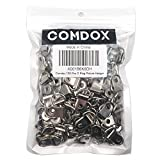 Comdox D Ring Picture Hangers 100-Pack Pro
