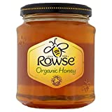 Rowse Clear Organic Honey (340g) - Pack of 6