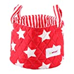 Minene Small Storage Basket with Star...
