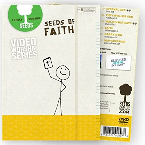 Seeds of Faith DVD - Seeds Family Worship