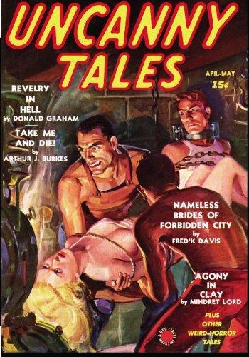 Uncanny Tales - April/May 1939